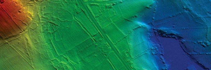 Height data from lidar
